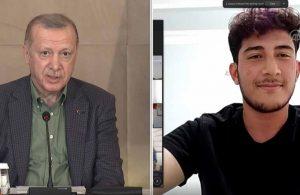 Erdoğan'dan 19 yaşındaki gence: Şimdi yeni moda başladı, 30 yaştan önce evlenilmiyor