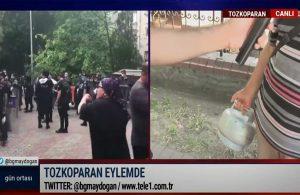 Ranta karşı direnen Tozkoparanlılar yaşadıkları zorlukları TELE1'e anlattı
