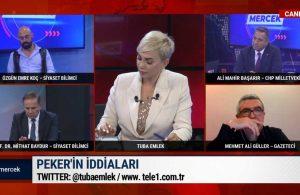 """""""Peker artık Erdoğan'a yönelecek"""""""