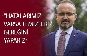 Bülent Turan: Mafya ile AK Parti en son bir araya gelecek iki kavramdır