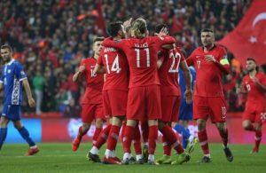 Türkiye-İtalya maçının hakemi belli oldu