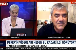 Yılmaz Özdil'den çok konuşulacak 'Peker-AKP' mazisi…   MERCEK