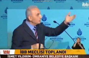 """AKP'li başkan """"yolsuzluğu"""" böyle savundu: Recep Tayyip Erdoğan'ın resmi nerede ya?"""