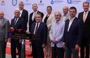 11 belediye başkanından Erdoğan'a çağrı