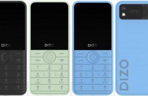 Dizo'nun ilk telefonları geliyor : Dizo Star 300 ve Star 500
