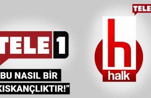 Merdan Yanardağ'dan Halk TV'ye sert tepki!