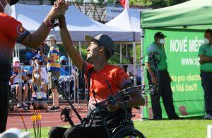 Milli okçu Yiğit Caner Aydın, Çekya'da şampiyon