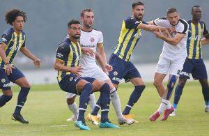 İşte Fenerbahçe – Csikszereda maçından gol görüntüleri