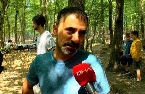 Belgrad Ormanı'nda Kurban Bayramı yoğunluğu