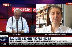 Dr. İbrahim Uslu, AKP'nin tedirgin olması gereken seçmeni açıkladı