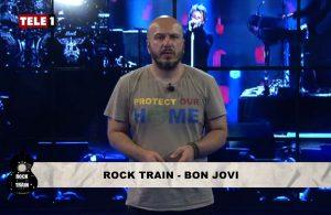 Rock Train'de Bon Jovi rüzgârı!