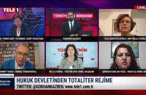 Emekli Tümgeneral Yavuz ile HDP'li Kerestecioğlu arasında 'çözüm süreci' tartışması