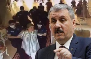Destici'nin 'ters kelepçeli gözaltı' açıklaması: Bakanımıza güveniyoruz
