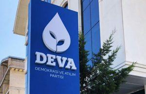 DEVA Partisi Nevşehir İl Başkanı ve yönetimi, görevden alındı
