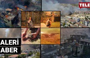 Yangın kabusu! Türkiye'nin dört bir yanı alev alev