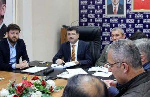 AKP Bafra İlçe Başkanı Noter olarak atandı