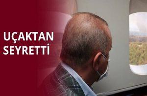 Erdoğan: Uçak sıkıntısının sebebi THK'nin filosunu ve teknolojisini yenileyememiş olmasıdır