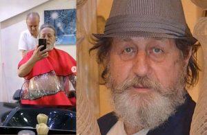 Usta oyuncu Levent Aykul'un ölmeden önceki son paylaşımı