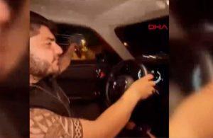 Murat Övüç'ün oğlu terör estirdi