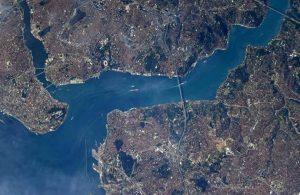 NASA astronotundan Atatürk'lü Türkiye paylaşımı