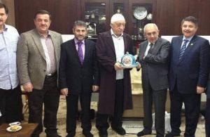 AKP'li belediyeye ait yer, FETÖ'yü ziyaret eden isme devredildi