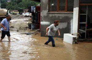 Artvin'de sel: 1 kişi kayıp, 430 ev ve iş yerini su bastı