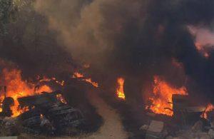 Osmaniye, Mersin, Adana yanıyor! Evler boşaltıldı