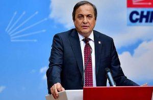 CHP'den Tanju Özcan açıklaması