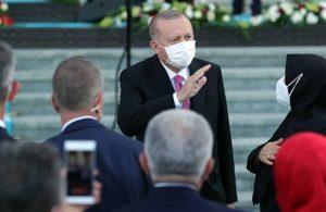 Erdoğan: 2023 hedeflerimize son bir eşik var