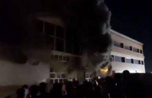 Irak'taki Covid-19 hastanesinde çıkan yangında ölü sayısı 41'e yükseldi