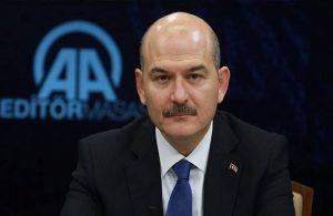 CHP'nin Soylu'nun kuzeninin 15 liralık malı SGK'ya bin liraya sattığı iddiasına jet engelleme