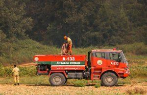 OGM: 71 orman yangınından 57'si kontrol altına alındı