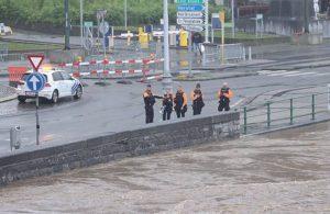 Belçika'da sel: 9 can kaybı