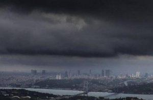 Meteoroloji, İstanbul için 'süper hücre' uyarısı yaptı! Ne anlama geliyor?