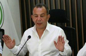 Tanju Özcan hakkında suç duyurusu