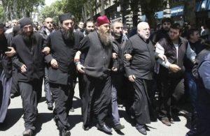Gürcistan'da Onur Yürüyüşü güvenlik gerekçesiyle iptal edildi