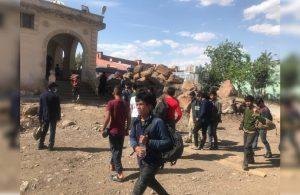 Karşıdan karşıya geçmeye çalışan Afgan mülteci yaşamını yitirdi