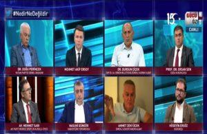 Perinçek ile emekli askerler arasında hapis tartışması