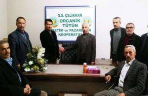 Tütün eylemlerinde gözaltına alınan kişi MHP'li çıktı, bir grup istifa etti