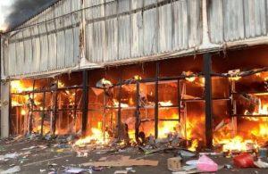 Güney Afrika'da yağma ve şiddet devam ediyor: Kıtlık yaşanabilir