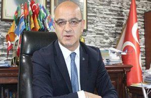 Adı rüşvet iddiasında geçen MHP'li başkan görevden alındı