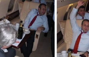 Teyit, Egemen Bağış'ın 'şampanya' fotoğrafını doğruladı