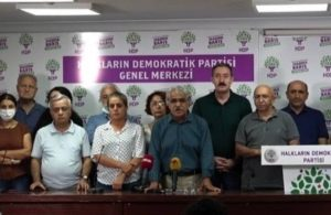 HDP'li Sancar'dan Konya'da katliamı açıklaması: Muhalefet partileri ve demokrasi güçleri tutum almıyor