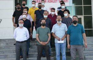 MHP'li belediyenin toplantısını takip eden gazetecilere saldırı!