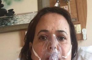 Koronavirüsü 222 gün sonra yendi: Konuşamadım, yürüyemedim