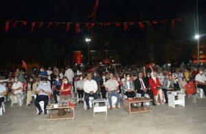 AKP'li başkan, 15 Temmuz etkinliğinde İzmir Marşı çalınmasına tepki gösterdi