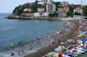 """Zonguldak'ta """"Plaj din görevlilerine ayrılsın"""" talebi"""
