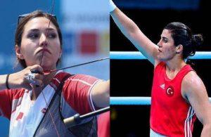Olimpiyatlarda kadınların günü: Yasemin Ecem Anagöz ve Busenaz Sürmeneli'den galibiyet
