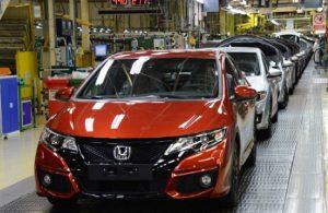 Honda üretime geçici olarak ara verecek