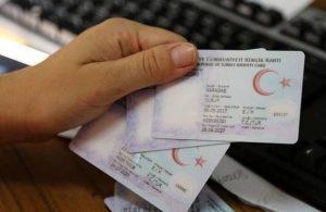 Yangın bölgesinde kimlik kartı ve pasaportunu kaybedenlerle ilgili karar